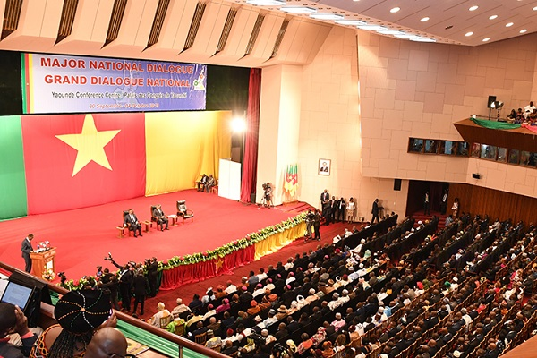 cameroon-sets-up-a-committee-to-monitor-the-implementation-of-recommendations-from-the-major-national-dialogue