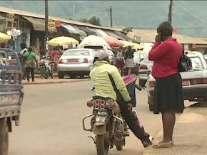 No, there are no restrictions for residents leaving Bamenda!