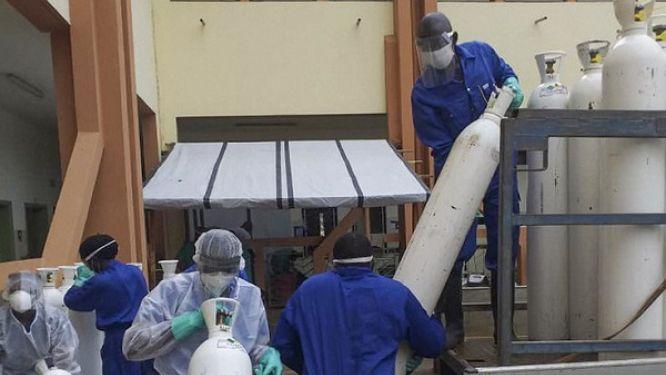 covid-19-le-cameroun-veut-doter-chaque-region-d-une-centrale-de-production-d-oxygene