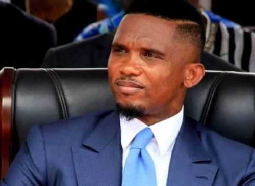 Police arrest four scammers posing as Samuel Eto'o in Douala