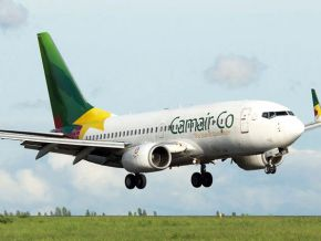 None of Camair-Co's planes caught fire during its flight