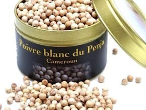 No, Penja pepper received no award in France