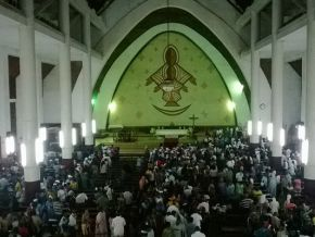 Coronavirus: In Yaoundé, the Catholic church has prohibited worship services of more than 50 devotees