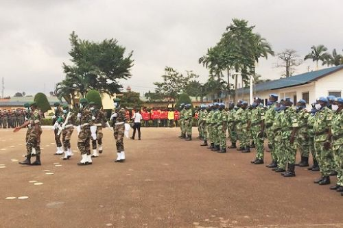 minusca-the-7th-cameroonian-contingent-return-home