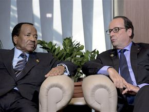 Is France being lax in the fight that Cameroon is waging against Boko Haram?