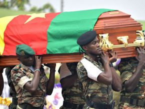 Rumour has it that Paul Biya has a phobia of paying tribute to soldiers fallen during the war against Boko Haram