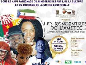 Yes, a singer from Equatorial Guinea has been scammed by Cameroonians !