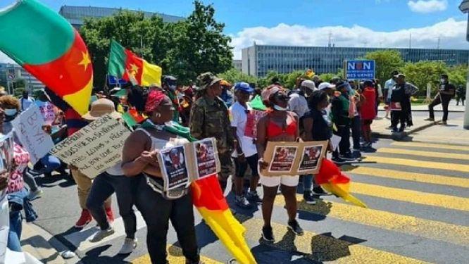 manifestation-contre-paul-biya-a-geneve-12-camerounais-de-la-diaspora-condamnes-par-la-justice-suisse