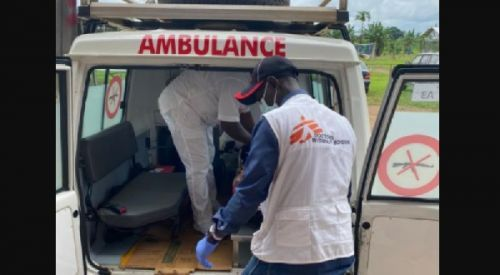 Anglophone crisis: MSF condemn the attack on its ambulance in Kumba