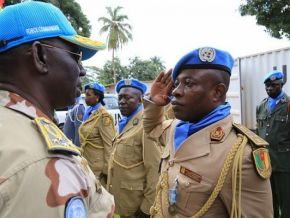Minusca: a 7th Cameroonian contingent to soon be deployed in CAR